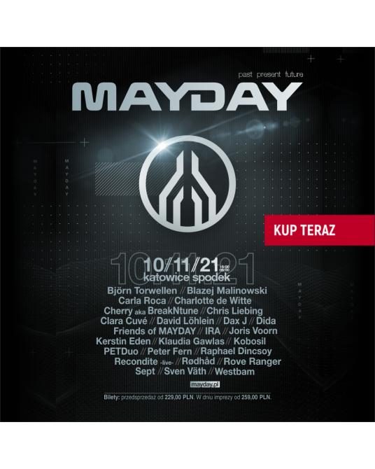 MAYDAY Poland 2021 Ticket