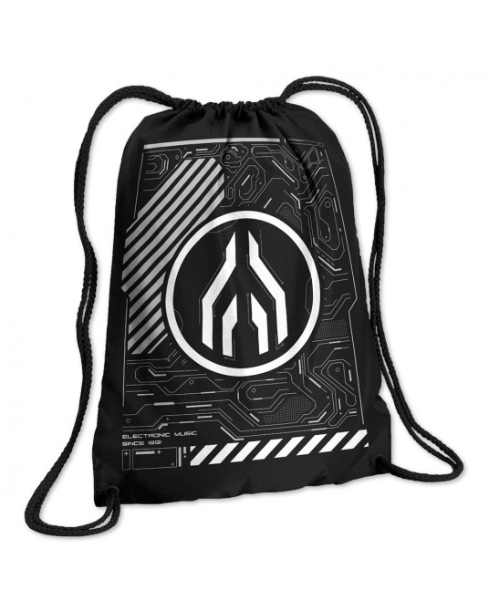 MAYDAY | Gym-Bag White Logo